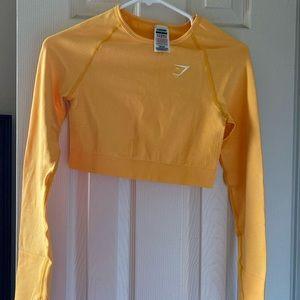 Gymshark Vital long sleeve crop top